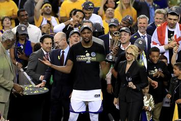 NBA Twitter Reacts To NBA Finals Game 5