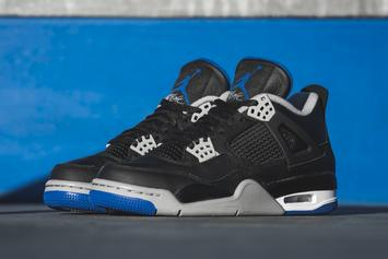 """Motorsport Alternate"" Air Jordan 4s Releasing This Week"