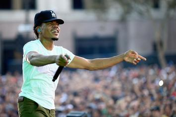 Chance The Rapper Previews Future Collaboration Live in Tampa