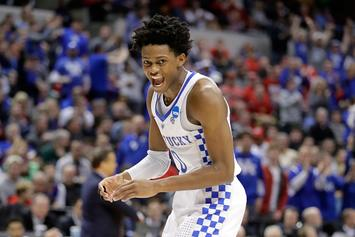 "De'Aaron Fox Admits He Just Wanted To ""Shut LaVar Ball Up"""