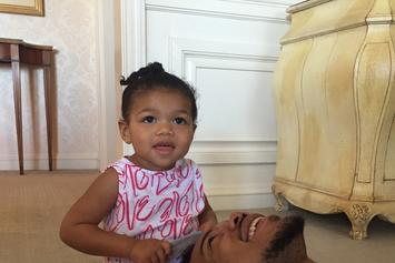 #RadDadAlert: 35 of Hip-Hop's Most Precious Parenting Moments