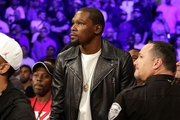 Kevin Durant Fires Back At Trolls On Twitter