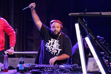 "DJ Khaled Shares Hilarious Story About Jay-Z, ""Shining"""