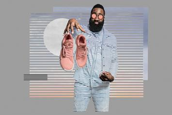 Adidas And James Harden Unveil The Harden LS
