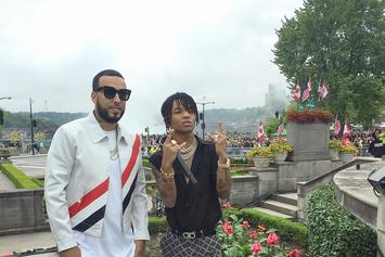 "French Montana & Swae Lee's ""Unforgettable"" Goes Platinum"
