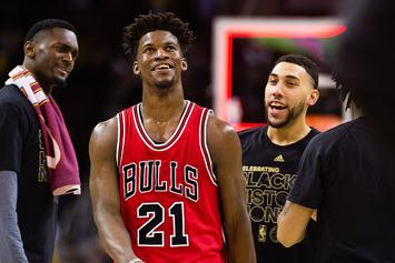 "Jimmy Butler's Trainer Rips Bulls: ""Drug Dealers Have Better Morals"""