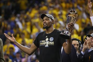 "Kevin Durant Reveals ""Still KD"" Film Trailer"