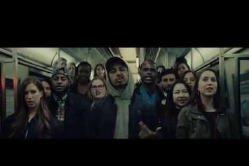 "Snow Tha Product, K'naan, Residente & Riz MC ""Immigrants (We Get The Job Done)"" Video"