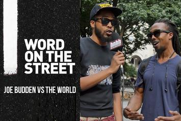 Joe Budden Versus The World (Word on the Street)