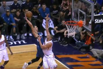 Watch The Top-10 Dunks From The NBA Season