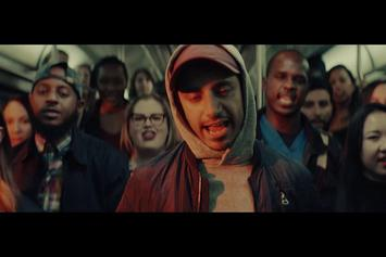 """K'naan Feat. Snow Tha Product, Residente, Riz MC """"Immigrants (We Get The Job Done)"""" Video"""