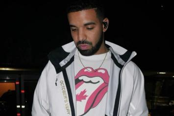 Drake Surprises At Toronto Canada Day Celebration