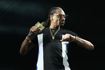 "Snoop Dogg Says He Got A Pirated Copy Of Jay-Z's ""4:44"""
