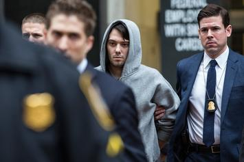 Martin Shkreli's FBI Arrest Supposedly Saved Him From Wu-Tang Fan Violence