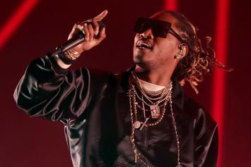 """Is Future's """"Money Phone"""" Selfie A Response To Jay-Z?"""
