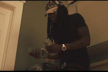 """Ca$h Out """"Trappin' Foreal"""" Video"""