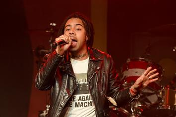 "Vic Mensa Disses Nick Cannon & Method Man On MTV's ""Wild 'N Out"""