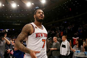 Knicks, Rockets Reportedly Working On 4-Team Trades For Carmelo Anthony