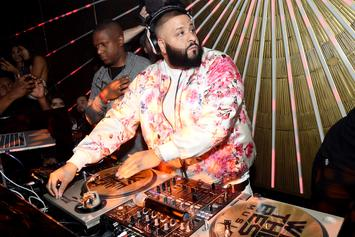 DJ Khaled Gifts His Team Members Brand-New Rolex Watches