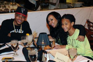 T.I. Wishes His Wife Tiny Happy Birthday With Heartfelt Message