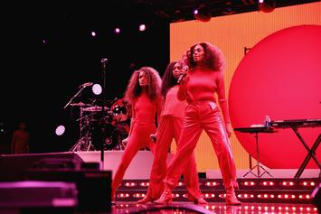 Solange Leaves Hospital Against Doctor's Orders To Perform At LoveBox Festival