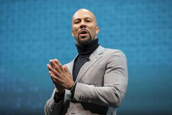 Common Announces Free Concert For Criminal Justice Reform