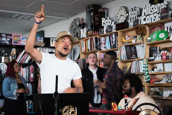 NPR Tiny Desk Concerts: 10 Incredible Rap and R&B Performances