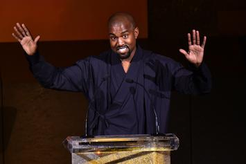 """Kanye West Has No Patience For """"Life Of Pablo"""" Class Action Suit"""