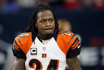 "NFL Suspends Adam ""Pacman"" Jones For Violating Personal Conduct Policy"