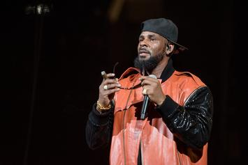 R. Kelly Guilted Young Woman Into Posing Nude For Him: Report