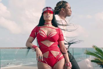 "Future Feat. Nicki Minaj ""You Da Baddest"" Video"