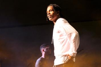 """ASAP Rocky Announces That """"Cozy Tapes Vol. 2"""" Is Finished"""