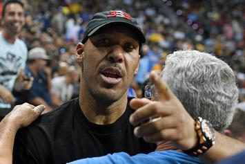 AAU Referee Organization Cut Ties With Adidas Due To LaVar Ball Incident