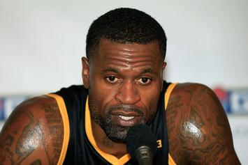 Watch Stephen Jackson And Charles Oakley Go At It During Big3 Game