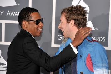 """Jay-Z Calls Coldplay's Chris Martin A """"Modern-Day Shakespeare"""""""