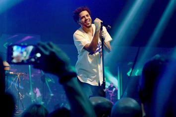 J. Cole Meets San Quentin State Prison Inmates