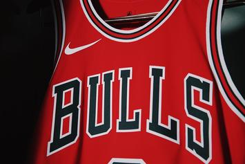 Chicago Bulls Unveil Nike Uniforms For Upcoming Season