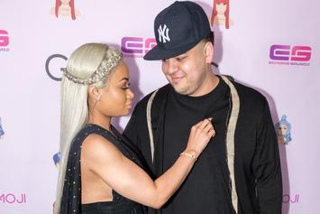 Rob Kardashian, Blac Chyna Finalizing Custody For Dream