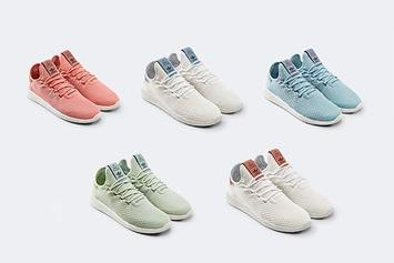 "Pharrell x Adidas ""Icons Pack"" Release Today At Select Retailers"