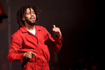 "J. Cole To Executive Produce Upcoming PBS Docuseries ""Raising Berte"""