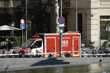 Barcelona Terrorist Attack Leaves 13 Dead, Over 50 Injured