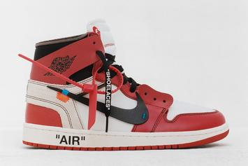"""Nike x Virgil Abloh Reveal """"The Ten"""" Off-White Collection"""