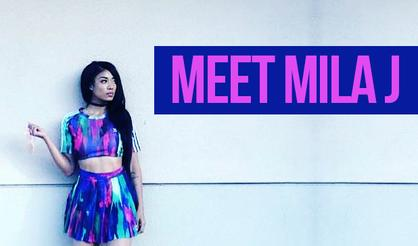 Meet Mila J: Chill Los Angelena Carrying The Torch Of Prince