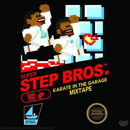 Starlito & Don Trip - Step Brothers (Karate In The Garage)