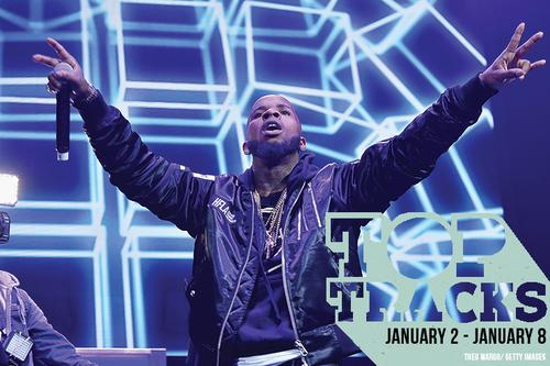 hotnewhiphop.com - Top Tracks: January 2 - January 8