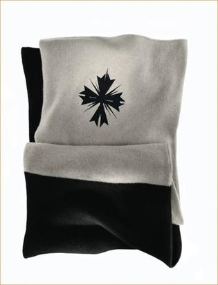 The Elder Statesman Colorblock Cashmere Throw- $4,500