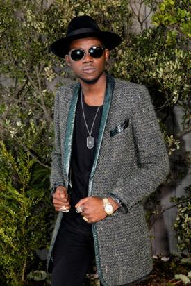 Theophilus rocks Chanel