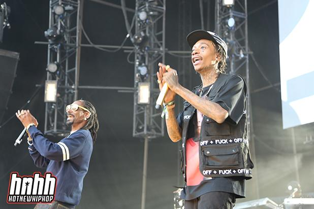 Wiz and Snoop Dogg