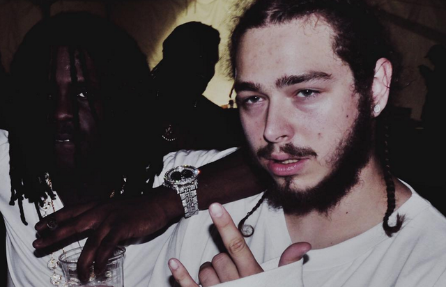 Post Malone and chief keef