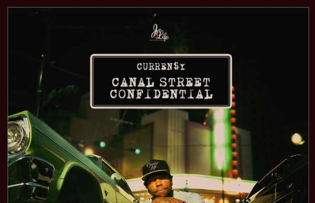 Canal Street Confidential album cover